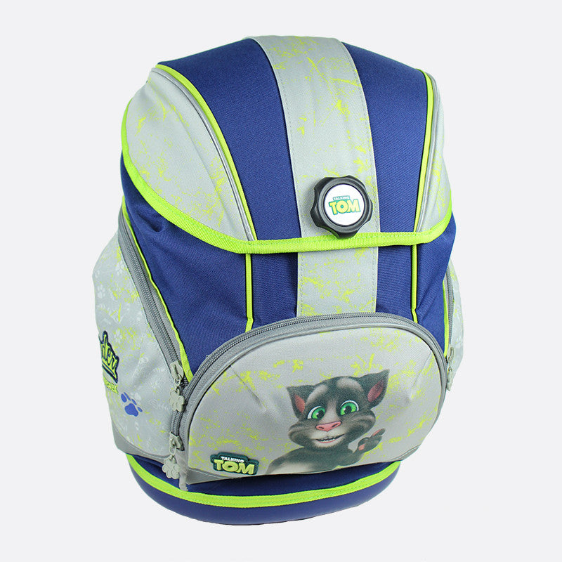 Talking Tom HARD Ergonomic Backpack LITE - Kids Leader of the Pack