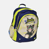 Talking Tom SOFT Ergonomic Backpack, Kids Leader of the Pack