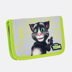 Talking Tom Pencil Case - Kids Leader of the Pack