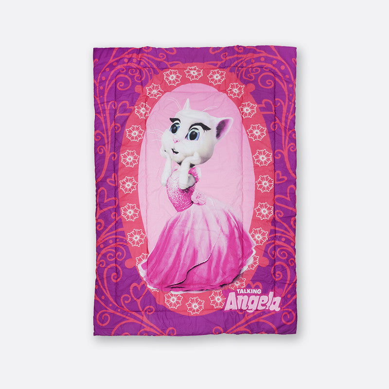 Talking Angela Duvet Cover - 2 pcs