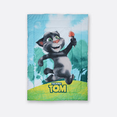 Talking Tom Duvet Cover; 2 pcs