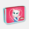 Talking Angela Pencil Case Love Meow
