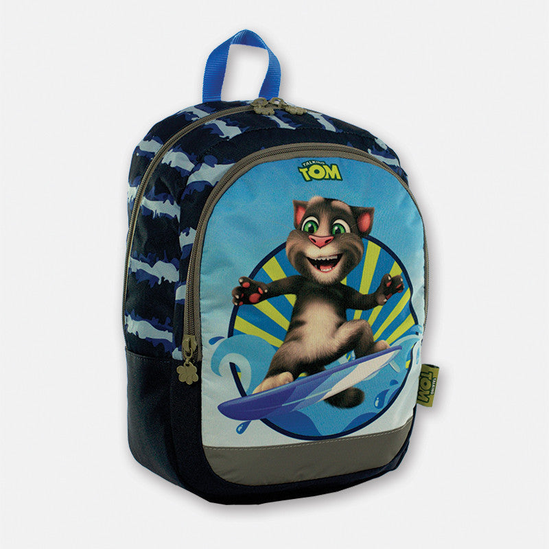 Talking Tom Small Backpack Surf's up