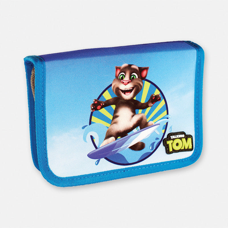 Talking Tom Pencil Case Surf