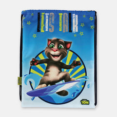Talking Tom Gym Bag Surf's up