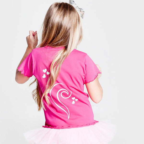 Talking Angela's Ballerina T-Shirt for Girls