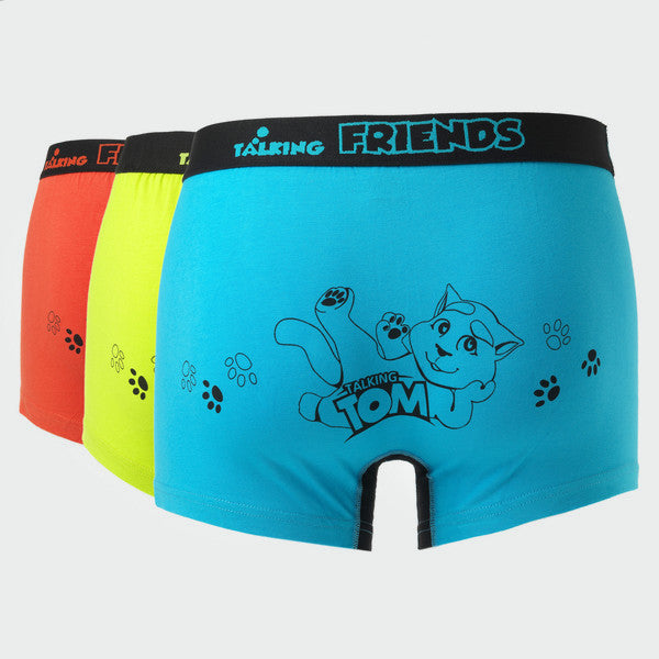 Talking Friends Men's Trunks Set