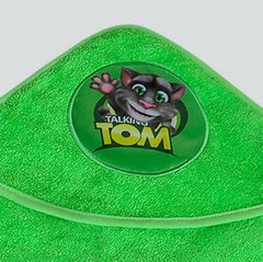 Talking Tom Baby Towel with Hood