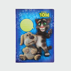 Talking Tom Luxury Notebook A4
