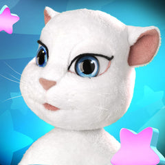 Talking Angela Superstar
