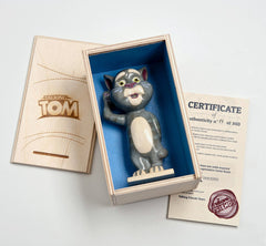 Tom Charity Figurine - Handmade