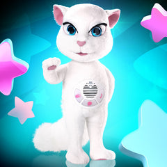 Plush Toy Talking Angela Superstar
