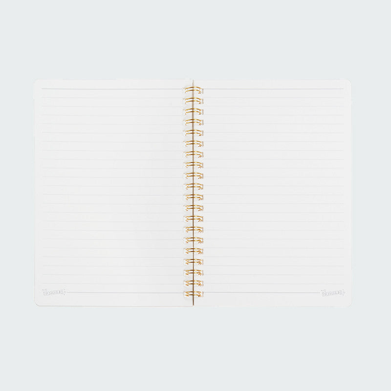 Talking Angela Spiral Notebook – A City Kitty