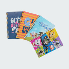 Talking Tom and Friends Spiral Notebook – That's sooo cool!