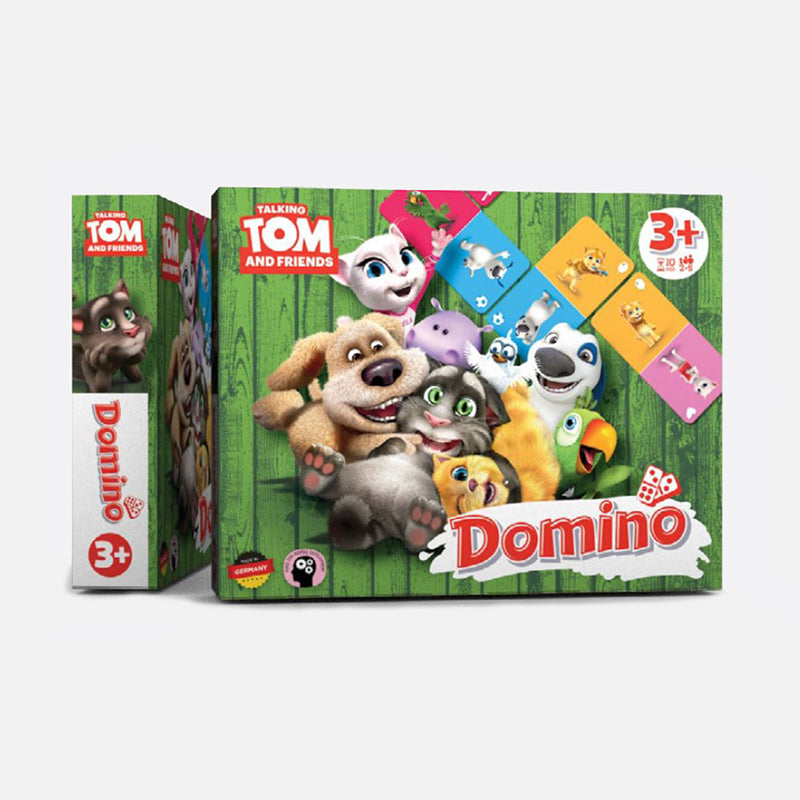 Domino - Talking Tom and Friends Tabletop Games
