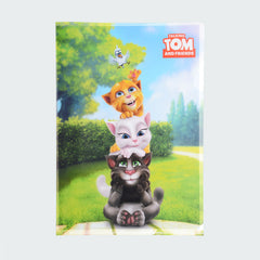 Talking Tom, Angela, Ginger & Larry Document File