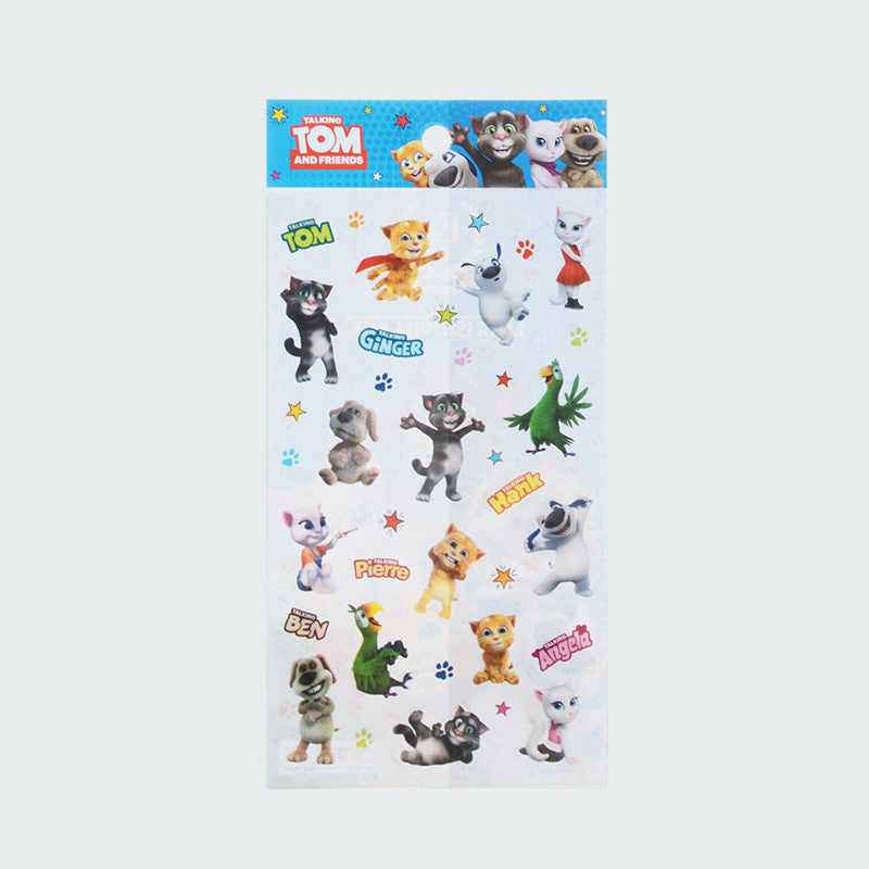 Talking Tom and Friends Stickers Collection B