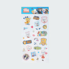 Talking Tom and Friends Stickers Collection C