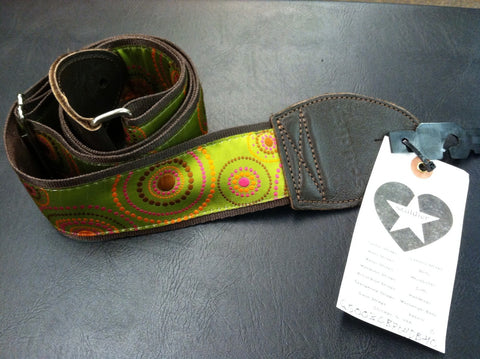 Souldier Crop Circles Guitar Strap