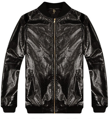 *LIMITED EDITION* PYTHON JACKET