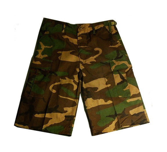 AMBUSH CAMO SHORTS