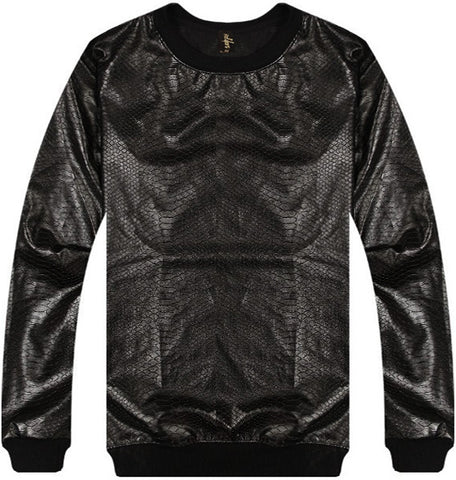 *LIMITED EDITION* PYTHON CREWNECK