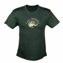 Load image into Gallery viewer, Celtic Attitudes Forest Green T-Shirt