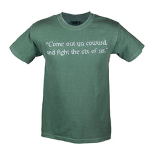 Load image into Gallery viewer, Coward Green T-Shirt