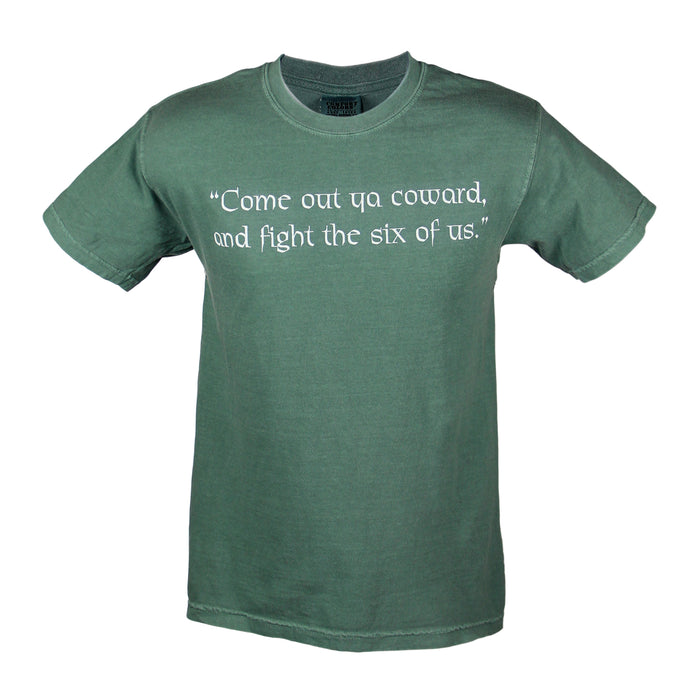 Coward Green T-Shirt