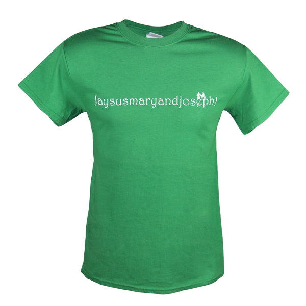 JMJ Green T-Shirt