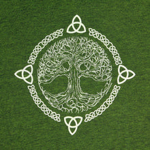 Load image into Gallery viewer, Tree of Life Green Women's T-Shirt