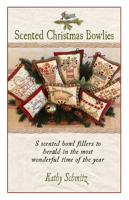 Scented Christmas Bowlies