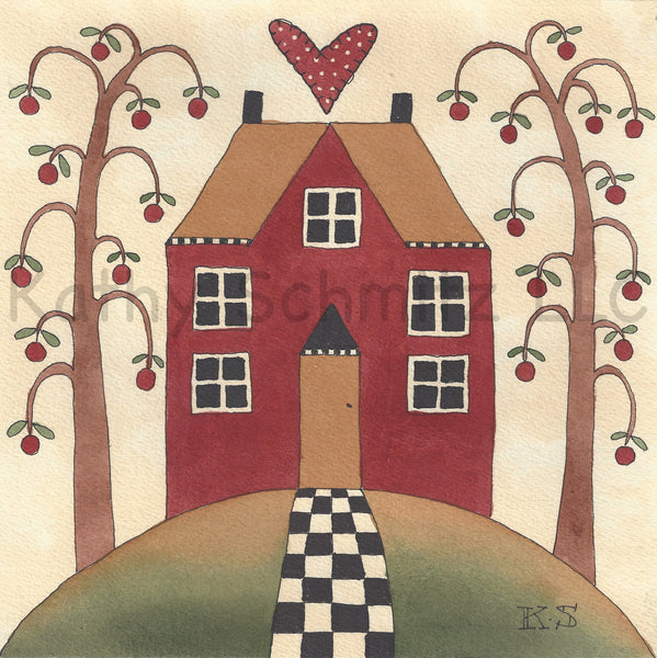P48- Cherry Tree House