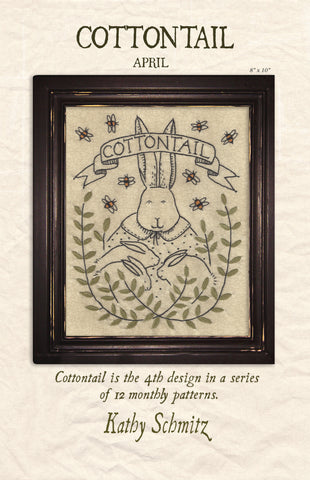 Cottontail - April