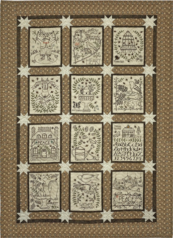 A Joyful Journey PDF quilt pattern