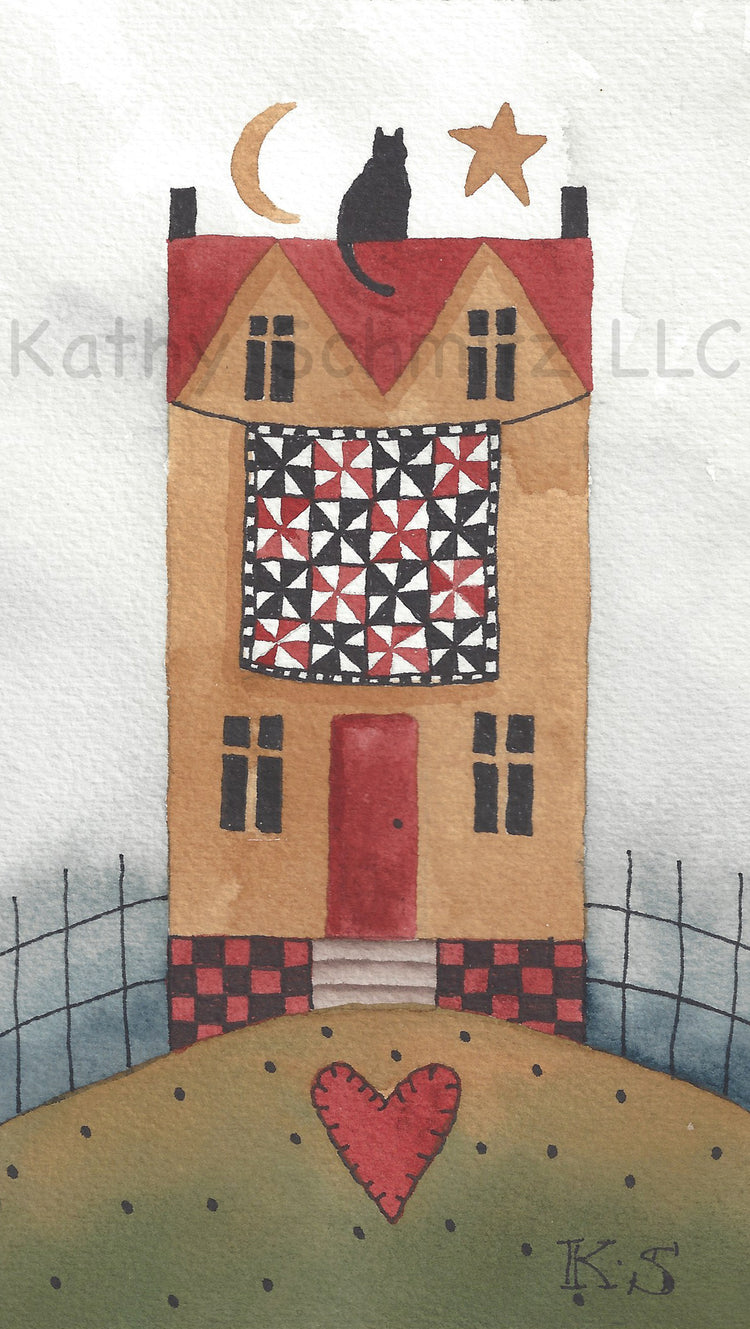 P17 Quilt House
