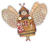 Honey Bee paper doll