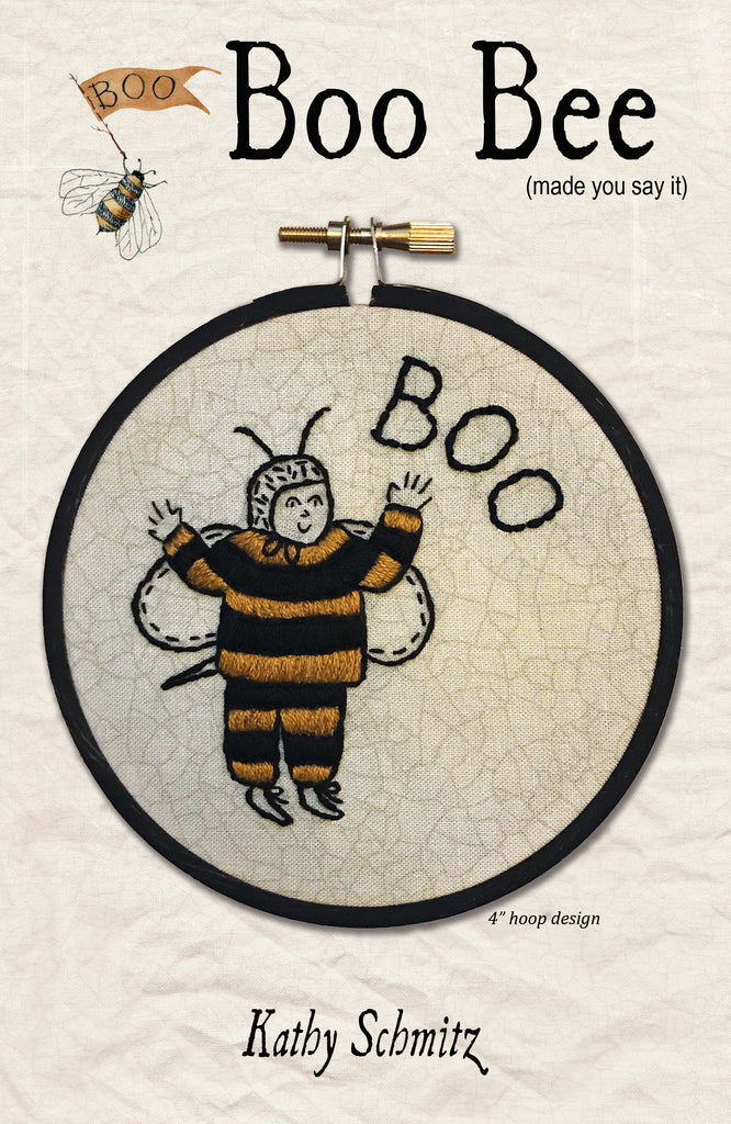 Boo Bee (made you say it)
