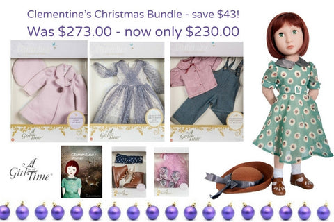 Christmas Bundle - Clementine, Your 1940s Girl™