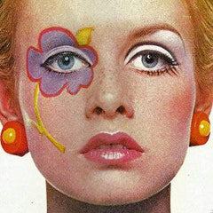"Twiggy - ""Summer of Love"" Makeup"