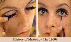 Try some of these easy make-up tricks from The History of Makeup. They're fun and simple to do! In the late Sixties ...