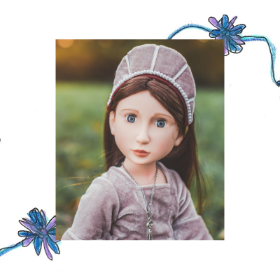 Matilda, Your Tudor Girl™ wartime doll, historical play for children. A Girl For All Time Dolls, Books and Gifts. Matilda, Your Tudor Girl™ is part of the collection of historical 16 inch dolls from A Girl for All Time. Not associated with American Girl dolls or Our Generation dolls.