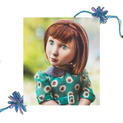 Clementine, Your 1940s Girl™ wartime doll, historical play for children. A Girl For All Time Dolls, Books and Gifts. Clementine, Your 1940s Girl™ is part of the collection of historical 16 inch dolls from A Girl for All Time. Not associated with American Girl dolls or Our Generation dolls.