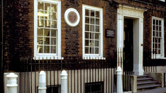 Dr Johnson's House, London
