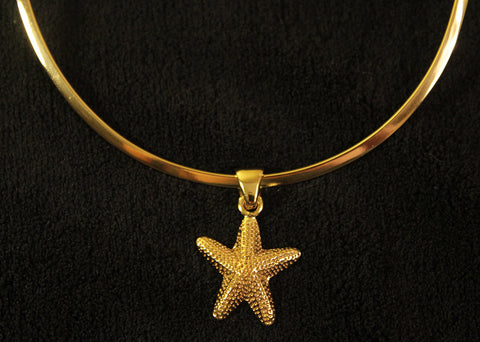 Starfish Warrior Women Open End Necklace