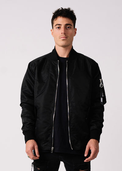 MENS STAPLE BOMBER