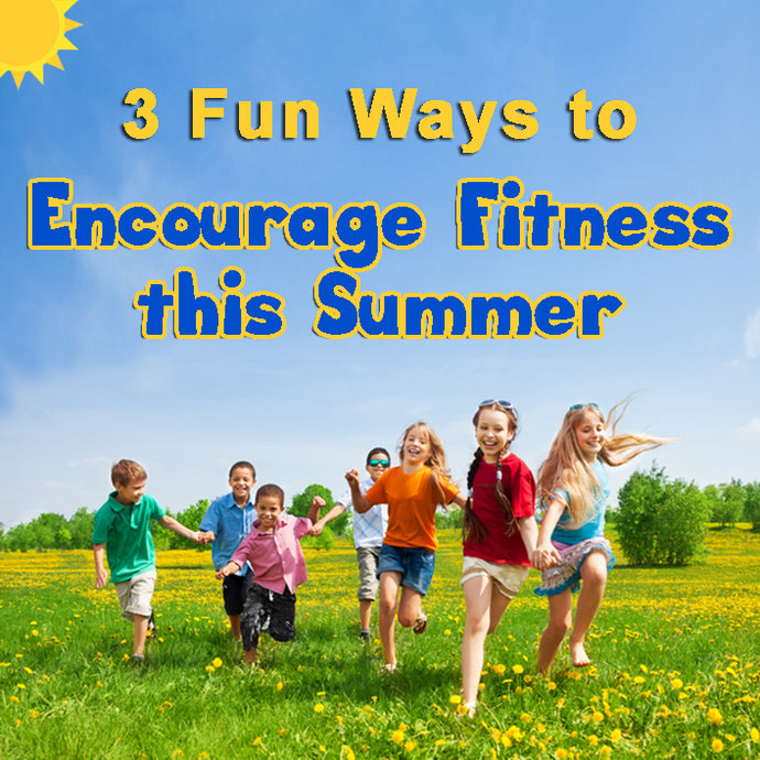 Kenson Kids Co-Founder Shares Three Easy Ways to Get Kids Moving This Summer