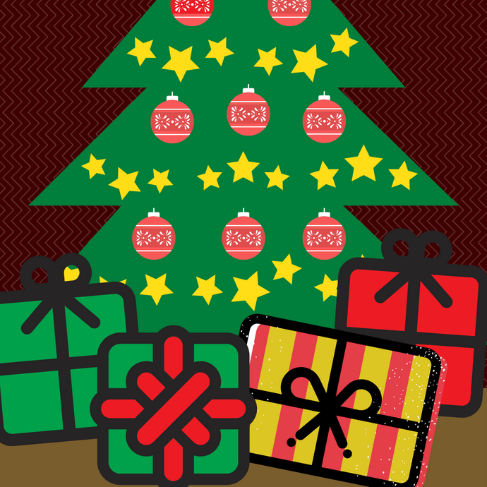 A Holiday Challenge: The Four Gifts Rule