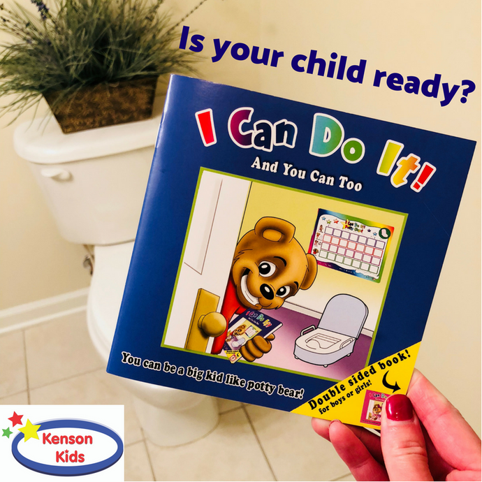 Does your child need to master potty training before preschool this fall? Kenson Kids Co-Founder shares 5 steps to getting it right.