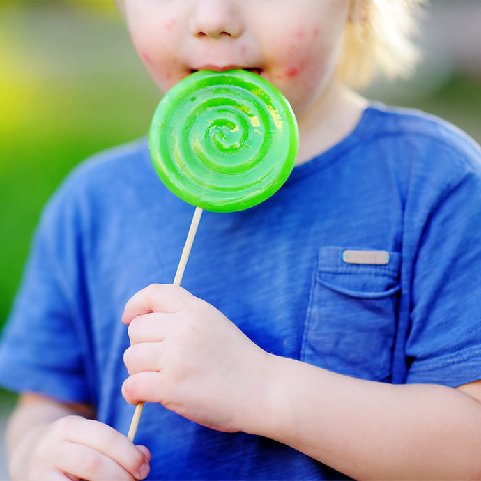 Why Candy Should Not be a Reward - An Allergy Mom Takes a Stand